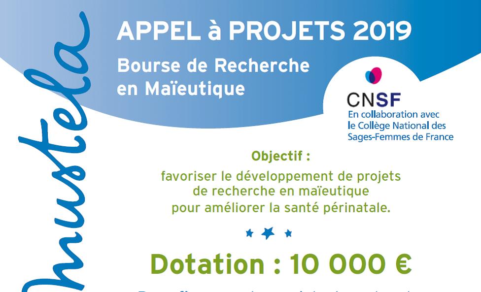 L'appel à projet Maïeutique de la Fondation Mustela est ouvert