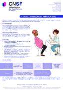Vignette du pdf l'entretien prénatal précoce