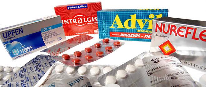 Précautions dans l'utilisation des AINS en cas de fièvre et/ou de symptômes respiratoires